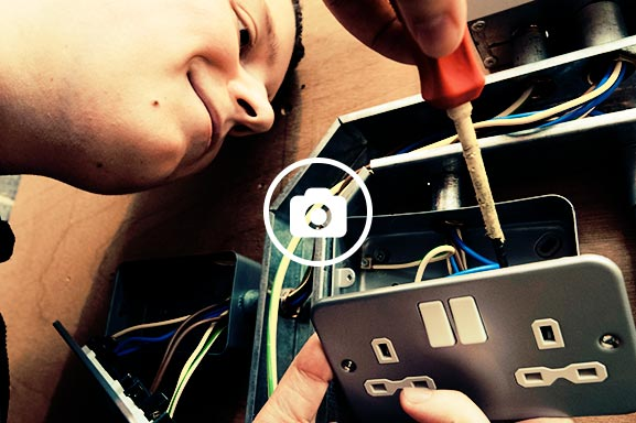From PAT testing to rewiring, electrical students will learn the skills they need to work safely in real-life situations.